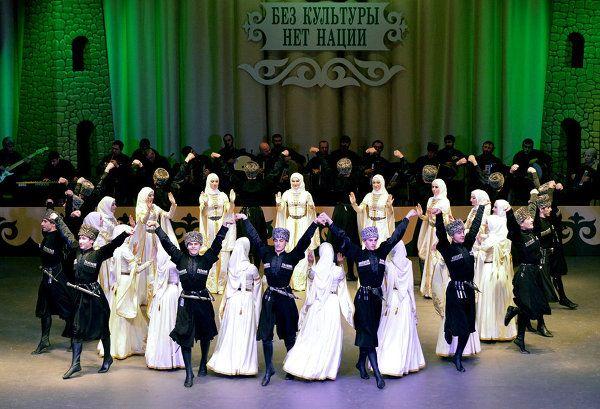 Чеченский ансамбль танца «Вайнах» отправится в международный тур
