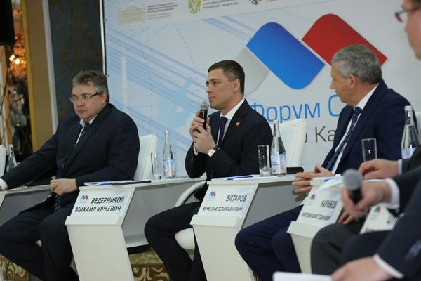 «Нам удалось внести вфедеральную повестку позитивный образ Кавказа»— Михаил Ведерников