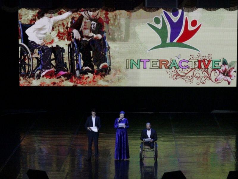 В Грозном состоялся благотворительный парамузыкальный фестиваль «Творчество без границ»