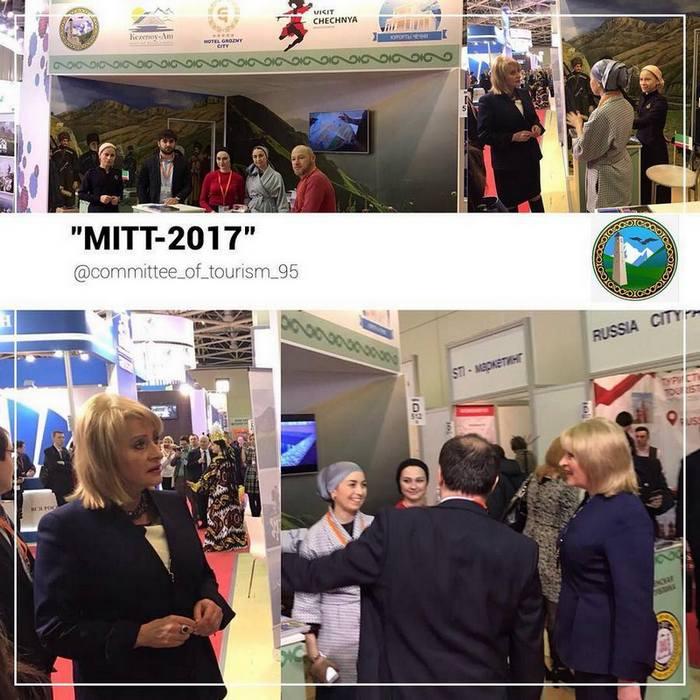 Туристический потенциал Приангарья был презентован на международной выставке «Интурмаркет» в Москве