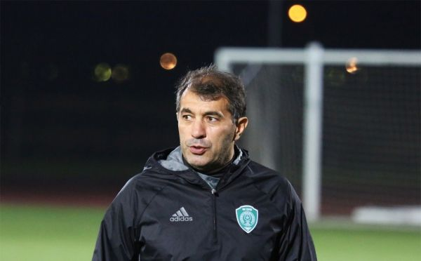 Главный тренер «Терека» прокомментировал контрольный матч со «Славией»