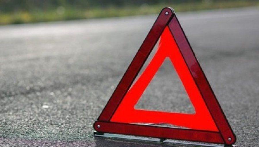 На Херсонщині водій іномарки протаранив асфальтоукладальник та загинув на місці аварії