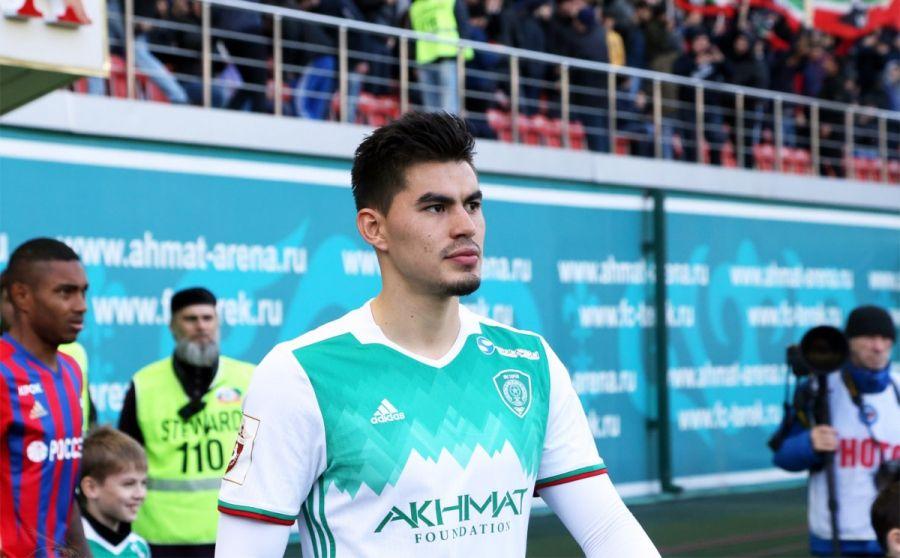 Анхель Вилькер сыграл за сборную Венесуэлы