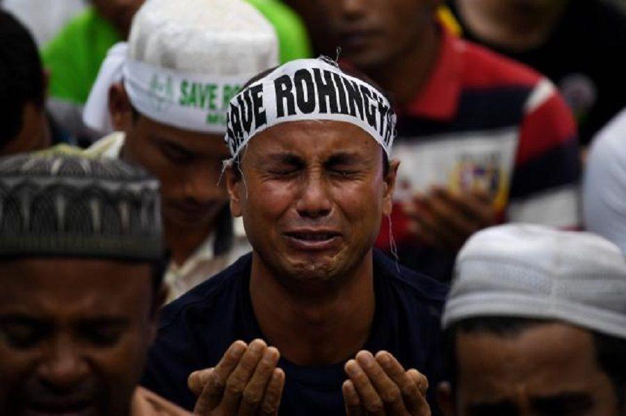 Заявление Союза журналистов ЧР в связи с геноцидом народа рохинджа в Мьянме