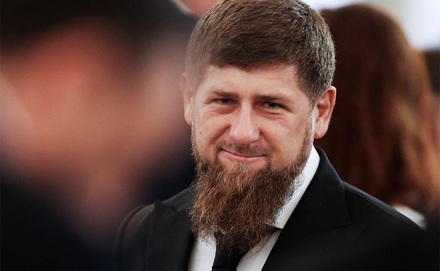 Рамзан Кадыров – один из самых влиятельных губернаторов в декабре 2017 года