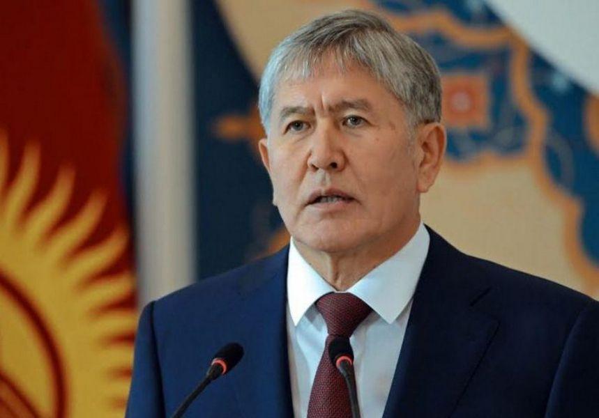 Президент Кыргызстана перед отставкой раскритиковал руководство Казахстана