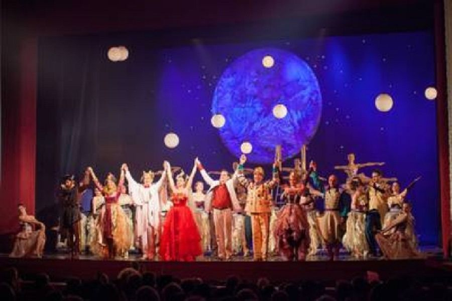 Чечню с гастролями посетит Ставропольский государственный театр оперетты