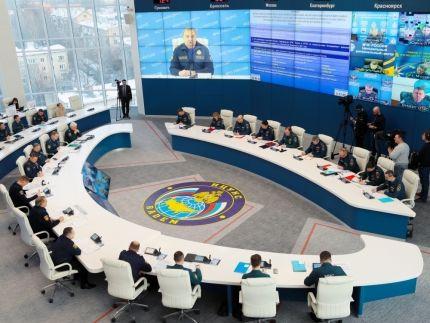 В МЧС России обсудили вопросы подготовки к весеннему половодью