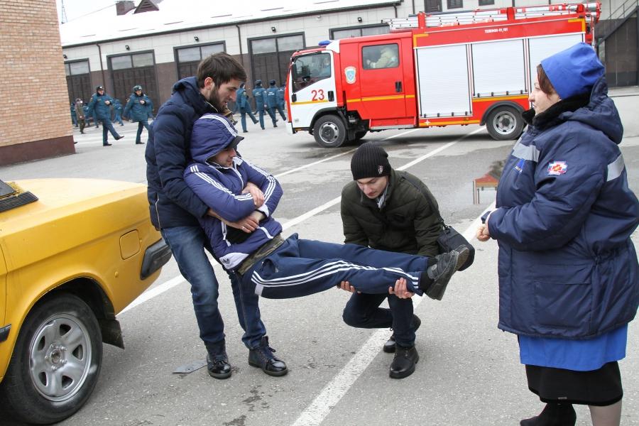 Чеченские журналисты поделятся лайфхаками о правилах оказания помощи гражданам при ДТП