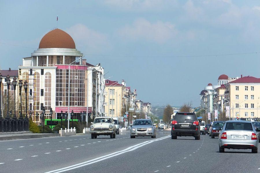 За 2017 год в Чеченской Республике произошло 278 ДТП