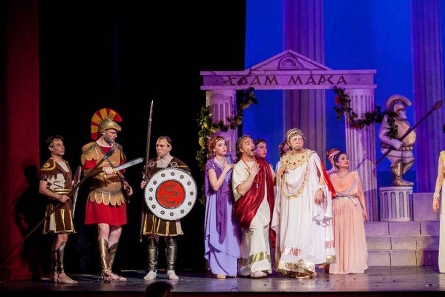 Ставропольский театр оперетты посетит с гастролями Чечню