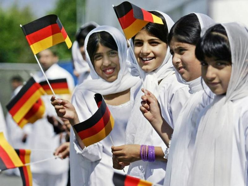 К 2025 мусульмане вевропейских странах составят до14% населения— исследование