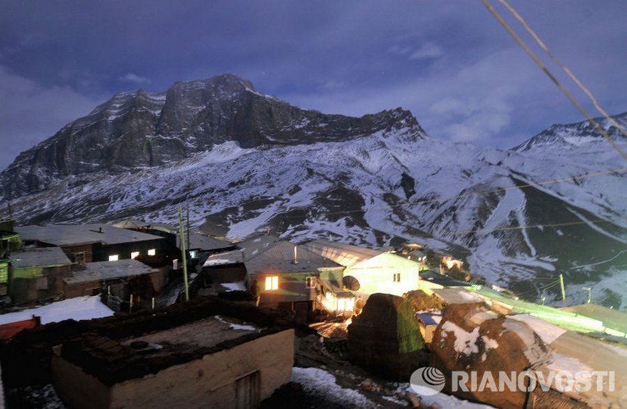 В Дагестане более 50 сел заблокированы из-за схода лавины