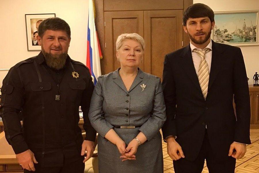 Кадыров обсудит сМедведевым вопросы развития Чечни