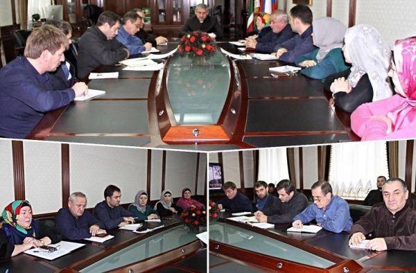 Министр финансов Чечни : «Мы должны работать с удвоенной энергией»