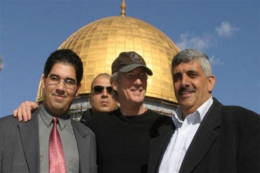 Ричард Гир призвал покончить с сионистской оккупацией палестинских территорий