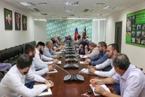 В Избирком ЧР прошло совещание с председателями ТИК