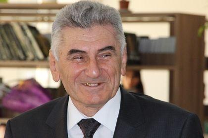 На фото:  директор Института развития образования ЧР  Абдулла Арсанукаев