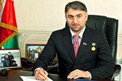 Первый заместитель председателя комитета ГД по федеративному устройству и вопросам местного самоуправления А.С. Делимханов
