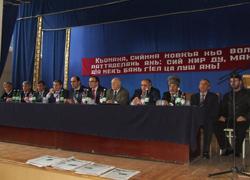 Седьмой съезд чеченцев Республики Дагестан