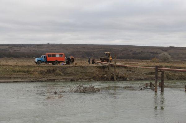 ГУП «Чечводоканал» завершает работы по водоснабжению с. Алхан-Кала