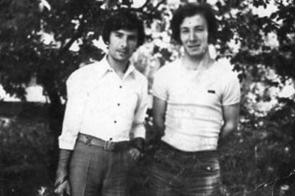 На фото Али и Амарбек Димаевы