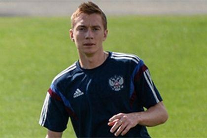 Защитник «Терека» Андрей Семенов включен в состав сборной России на матч с Коста-Рикой