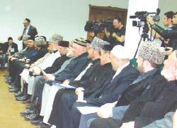 Рамзан Кадыров встретился с духовенством Чечни