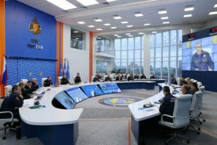 На коллегии МЧС России подвели итоги работы по повышению социальной защищенности личного состава
