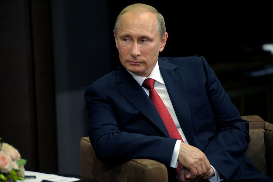 Путин провел в Самаре встречу с женщинами-предпринимателями