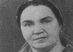 АНЗОРОВА БАЛКАН (1923 – 1997)
