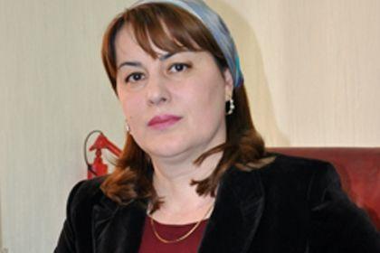 Светлана БИШАЕВА,  начальник управления защиты прав  застрахованных граждан  и организации  межтерриториальных взаиморасчетов    ТФОМС Чеченской Республики