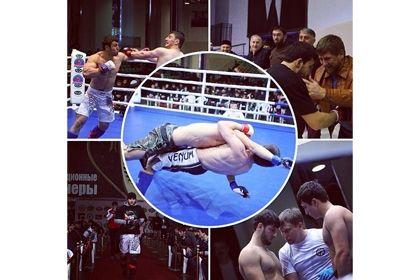 Фото http://instagram.com/kadyrov_95