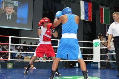 На фото: Участники соревнований / Адам Межиев