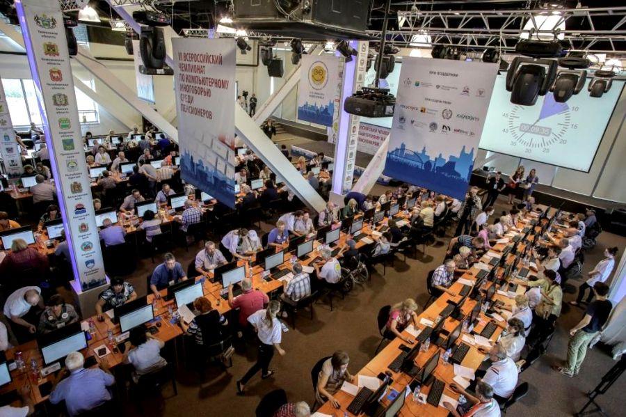 В Гусеве состоится отборочный этап чемпионата по компьютерному многоборью