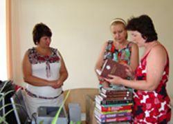 Депутат областной Думы Татьяна Цыбизова оказала содействие в благоустройстве детского сада хутора Качалин Суровикинского района