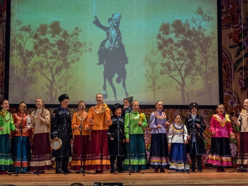 На Ставрополье завершился фестиваль «Казачья сторона»