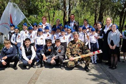 ОНФ в Чеченской Республике принял участие в автопробеге от Грозного - «города воинской славы» до села Рубежное Наурского района