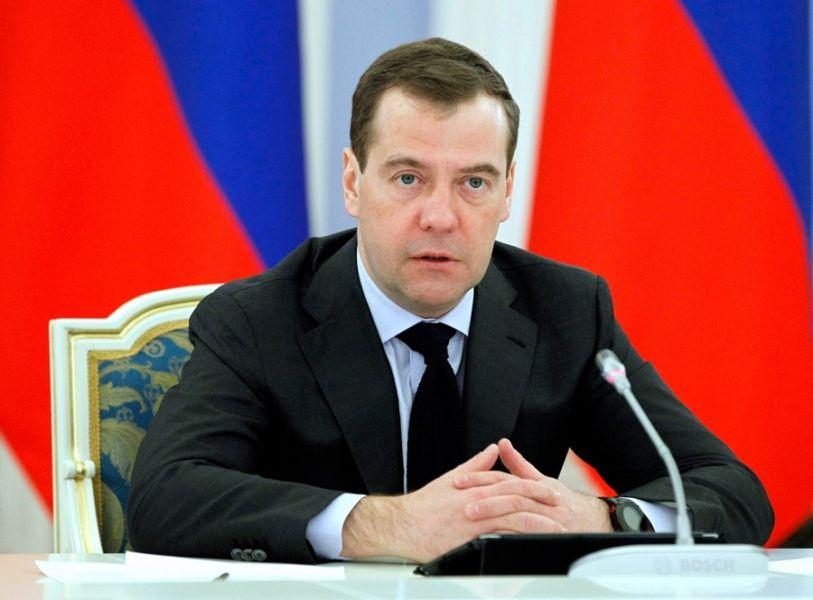 Д. Медведев  проведет совещание поразвитию туризма вСКФО