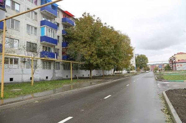 В Грозном завершена программа по капремонту дорог на 2016г