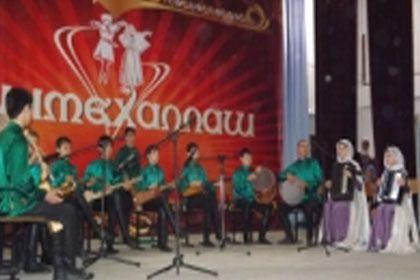 На фото: Выступление участников