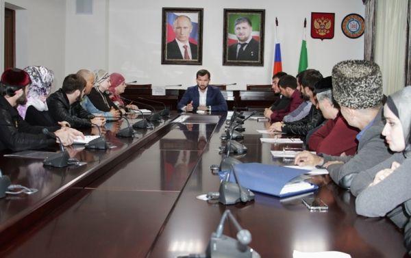 Правила свадебных торжеств – в Минкульте Чечни состоялось совещание   рабочей группы