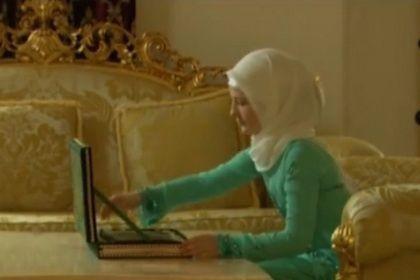 Рамзан Кадыров поздравил свою дочь с 14-летием