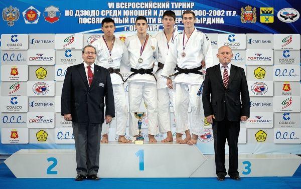 Чеченские дзюдоисты победили в Оренбурге