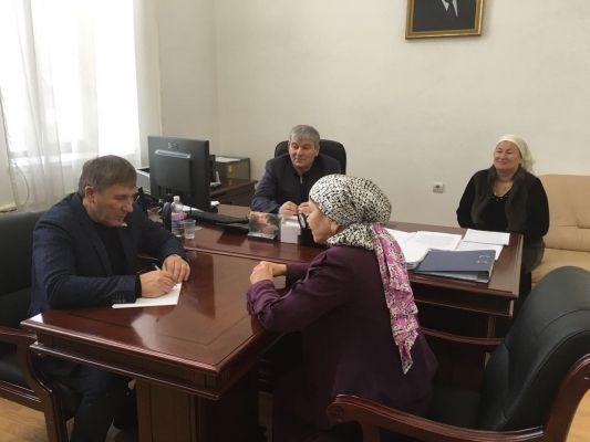 Вице-спикеры Парламента провели приём граждан