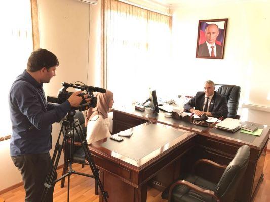 Вице-спикер рассказал журналистам о законодательном процессе