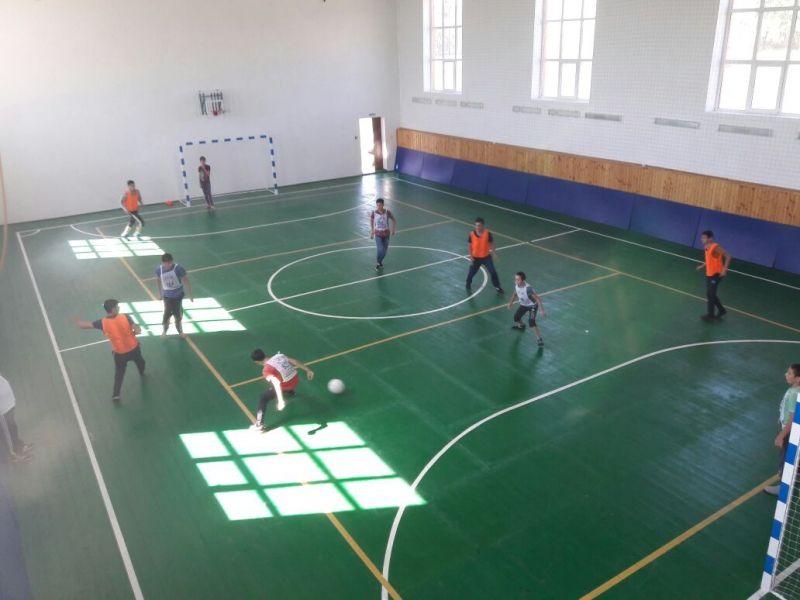 В Грозненском районе прошел турнир по мини – футболу среди школьников