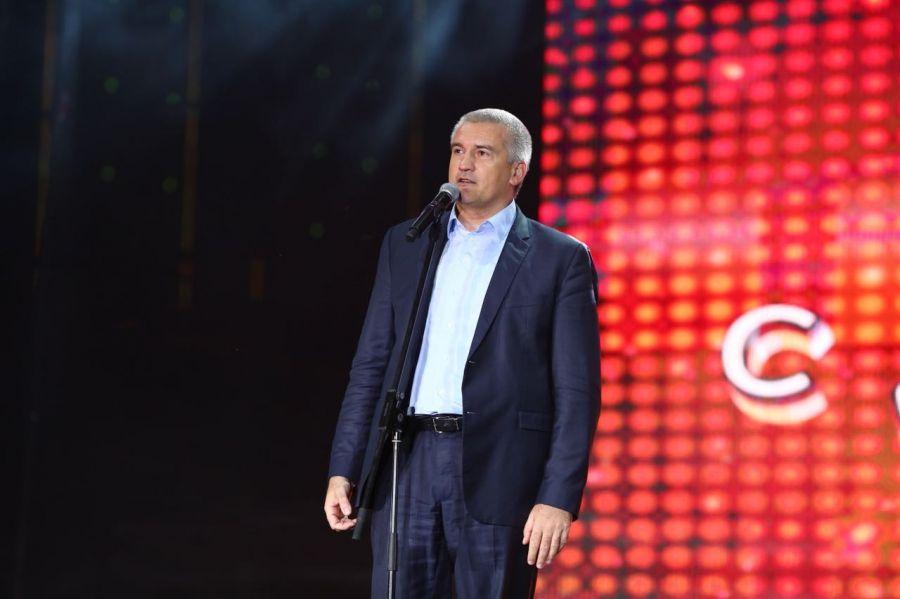 Руководитель Крыма поздравил Кадырова сднем рождения, назвав братом