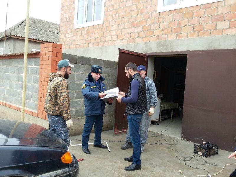 Жителям Чечни дают рекомендации о правилах безопасной эксплуатации газовых котлов