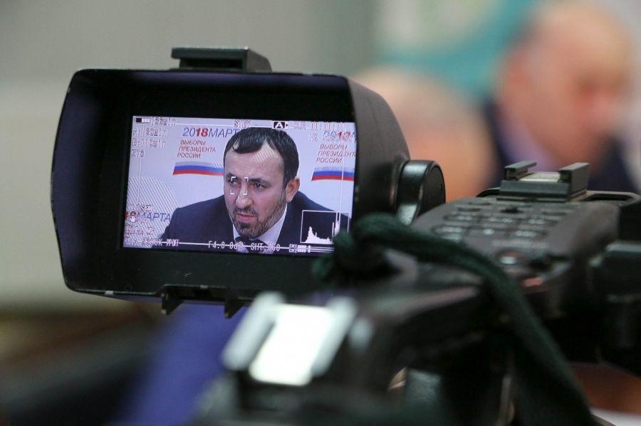 В 20.00 в Чеченской Республике закрылись избирательные участки